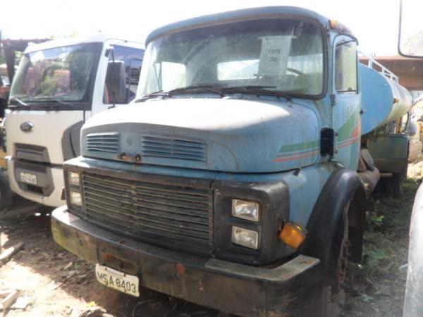 APENAS CAMINHÃO - CAMINHÃO M. BENZ L 1113, 130CV, ANO 1984/1984