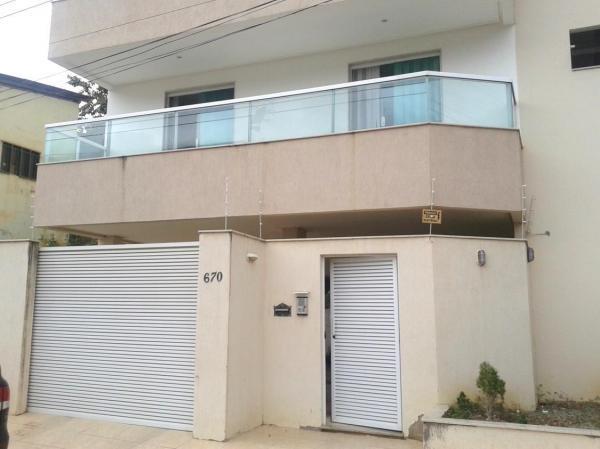 Apartamento n.º 201 e vaga de garagem C - Colatina/ES