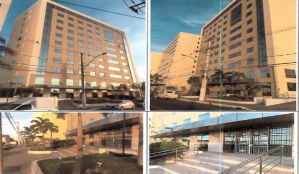 """98 Apartamentos - Torre """" C """" - Grupamento Hoteleiro Prima Citta - Linhares/ES"""