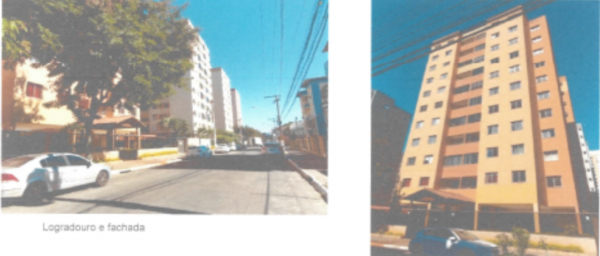 Apartamento Nº 806 - Bloco 1-A - Edifício Penedo - Velha Velha/ES