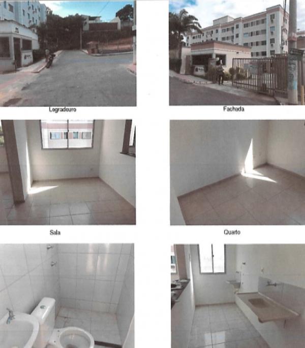 Apartamento n.º 509 - Bloco 04 - Condomínio Parque Viva Jacaraípe - Serra/ES