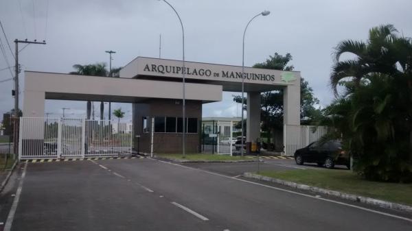 Terreno Urbano de N.º 10 Quadra 06 - Condomínio Arquipélago de Manguinhos - Serra/ES