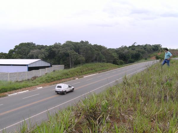 Terreno com Galpão industrial - Guarapari/ES