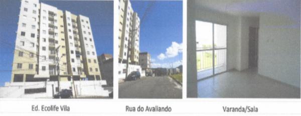 Apartamento Nº 308 - Edifício Ecolife da Vila - Velha Velha/ES