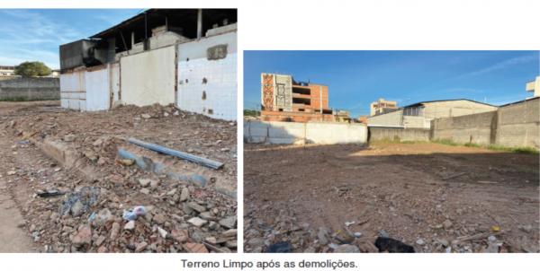 05 (cinco) Lotes Urbanos de n.ºs 02, 03, 04, 05 e 06 da Quadra n.º 69-A - Serra/ES