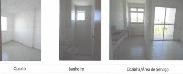 Apartamento Nº 408 - Edifício Ecolife da Vila - Velha Velha/ES