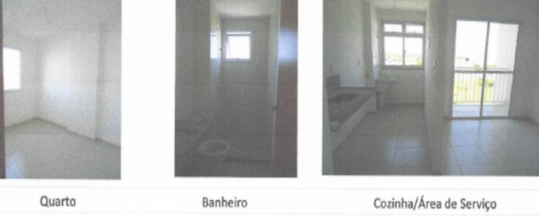 Apartamento Nº 606 - Edifício Ecolife da Vila - Velha Velha/ES