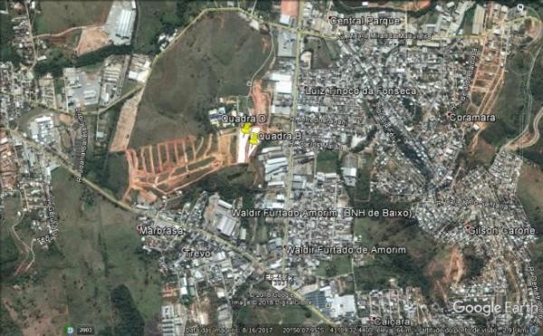 """Terreno urbano de Nº 53 da Quadra """"D"""" - Cachoeiro de Itapemirim/ES"""