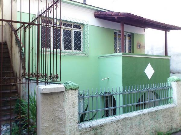 Parte de um prédio com dois pavimentos - Vitória/ES