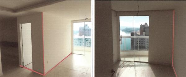 Apartamento n.º 1801 - Cobertura 19º e 20º Pavimento - Residencial Rio Doce - Colatina/ES