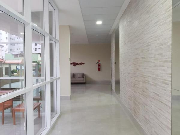 """Aptº n.º 202 Torre """" A """" - Edifício Port Soleil Residence - Guarapari/ES"""