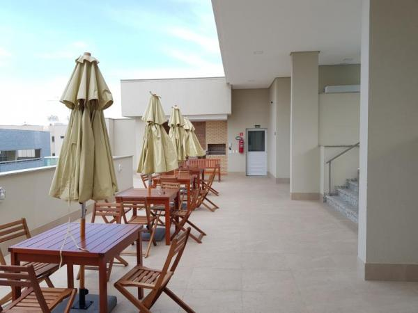 """Aptº n.º 201 Torre """" B """" - Edifício Port Soleil Residence - Guarapari/ES"""